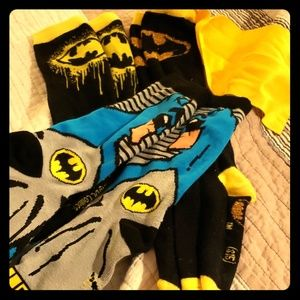 BATMAN sock Bundle